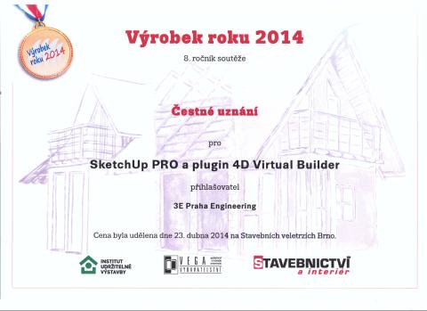 SU + 4D Virtual Builder